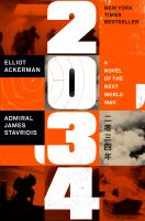 Cover image for 2034 : a novel of the next world war