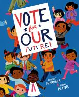 Cover image for Vote for our future!