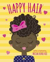 Cover image for Happy hair