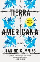Cover image for Tierra Americana : una novela