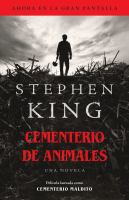 Cover image for Cementerio de animales