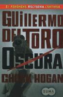 Cover image for Oscura