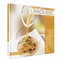 Cover image for La nueva cocina mexicana