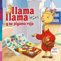 Cover image for Llama Llama y su piyama roja