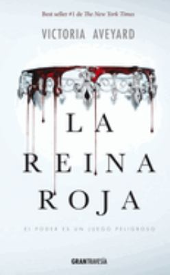 Cover image for La reina roja