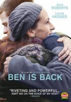 Cover image for Ben is back