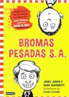 Cover image for Bromas pesadas S.A.