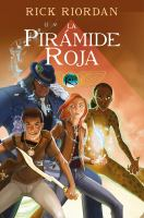 Cover image for Kane crónicas. La pirámide roja : novela gráfica