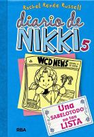 Cover image for Una sabelotodo no tan lista