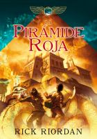 Cover image for La pirámide roja