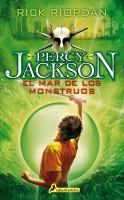 Cover image for El mar de los monstruos
