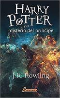 Cover image for Harry Potter y el misterio del príncipe