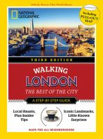 Cover image for Walking London