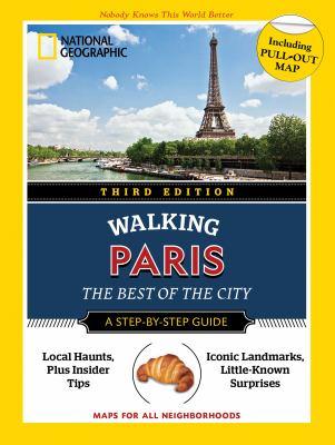 Cover image for Walking Paris