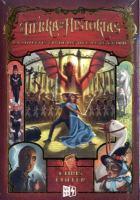 Cover image for La advertencia de los hermanos Grimm