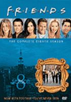 Cover image for Friends. The complete eighth season