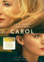 Cover image for Carol
