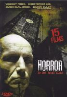 Cover image for Horror : do not watch alone. 15 films