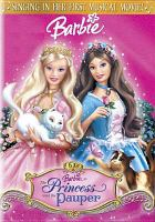 Cover image for Barbie as The princess and the pauper