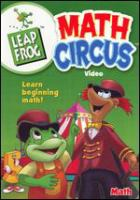 Cover image for Math circus