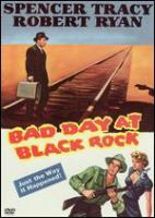 Cover image for Bad day at Black Rock