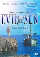 Cover image for Evil under the sun