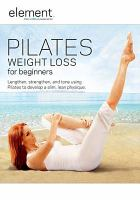 Cover image for Pilates weight loss for beginners