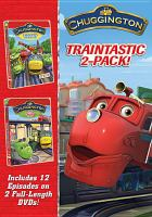 Cover image for Chuggington. Chuggers to the rescue ; It's training time!