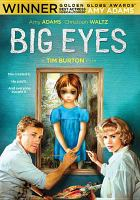 Cover image for Big eyes