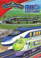 Cover image for Chuggington. Turbo charged Chugger.