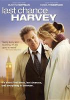 Cover image for Last chance Harvey