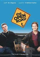 Cover image for The open road