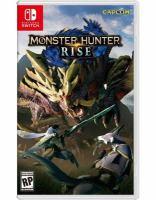 Cover image for Monster hunter : rise