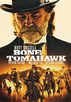 Cover image for Bone Tomahawk