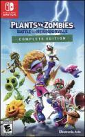 Cover image for Plants vs. zombies : battle for neighborville.