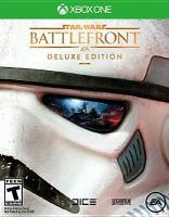 Cover image for Star Wars battlefront.