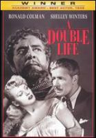 Cover image for A double life