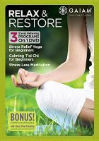 Cover image for Relax & restore