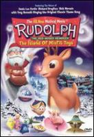 Cover image for Rudolph the red-nosed reindeer & the island of misfit toys