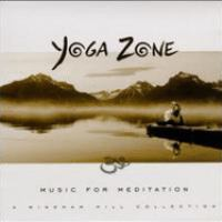 Cover image for Yoga zone music for meditation.