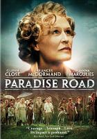 Cover image for Paradise road