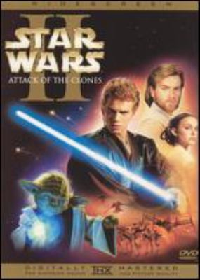 Cover image for Star wars. Episode II, Attack of the clones