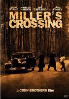 Cover image for Miller's Crossing
