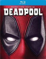 Cover image for Deadpool [Blu Ray]