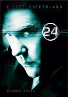 Cover image for 24. Season three