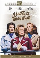 Cover image for A letter to three wives