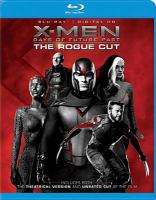 Cover image for X-men : days of future past [Blu Ray]