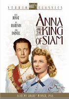 Cover image for Anna and the King of Siam
