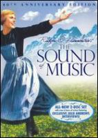 Cover image for The sound of music