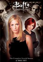 Cover image for Buffy the vampire slayer. The complete fourth season